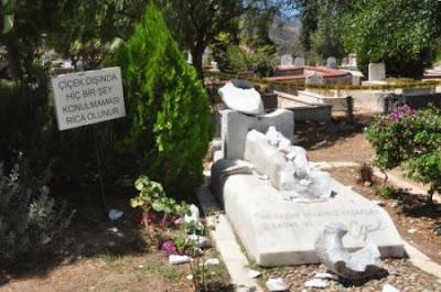 can yücelin mezarı