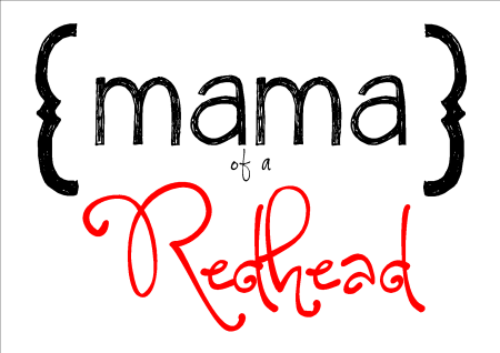 Mama of a Redhead