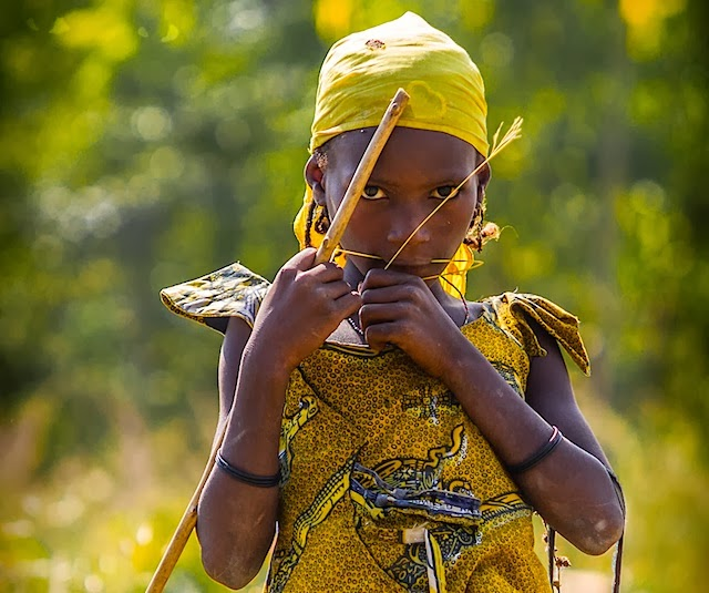 Zsolt Repasy | The Fulani People