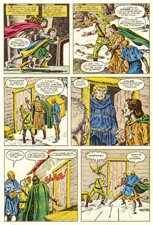 Conan the Barbarian (1970) Issue #187 #199 - English 15