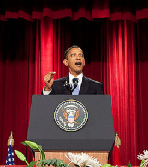 Pemerintahan Barack Obama