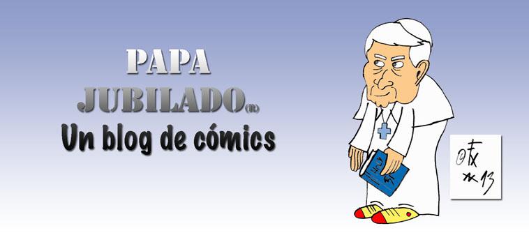 Papa Jubilado