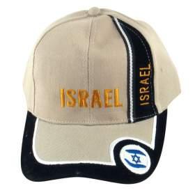 Gorra Beige Israel