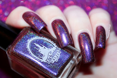 Swatch of June 2014 by Enchanted Polish