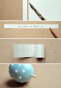 Lo siguiente que debes hacer es pintarlo. huevo pascua con mensaje