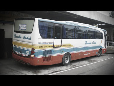 Royal Coach New Travego Rosalia Indah