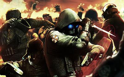 Resident Evil Operation Raccoon City full