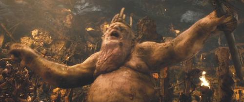 Lord Rings Hobbit Feet Film Still