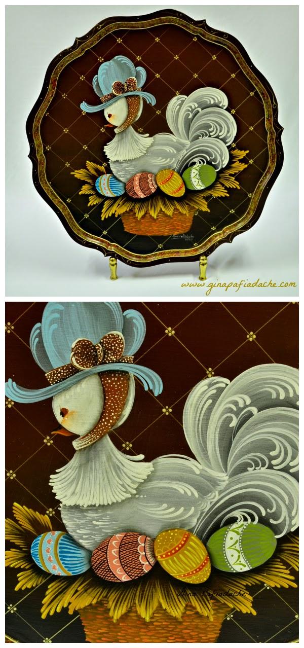 Artesanato - Atelier Gina Pafiadache