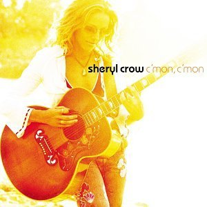 C'mon, C'mon Sheryl Crow album cover image from Bobby Owsinski's Big Picture blog