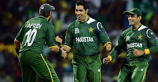 umar gul,afridi and hafeez against india