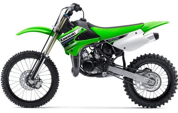 2012 Kawasaki Kx100 Review
