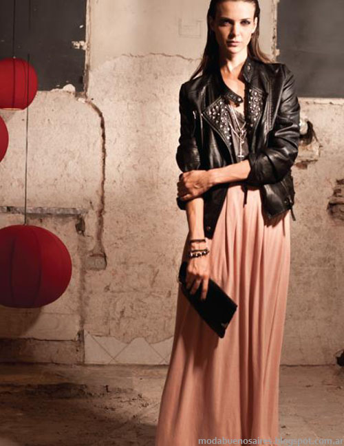 Cuesta Blanca otoño invierno 2013 coleccion moda