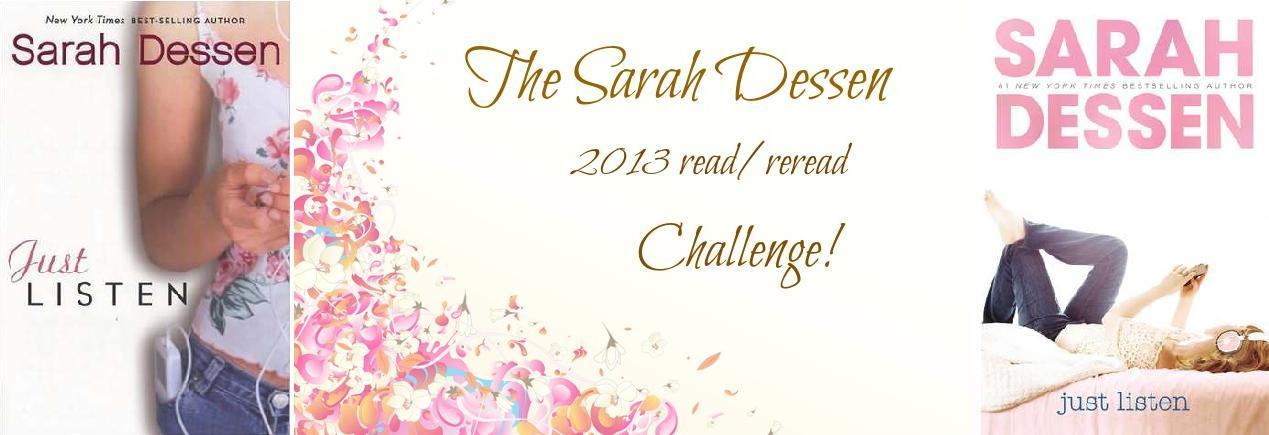 5 SARAH DESSEN JUST LISTEN TRUTH ABOUT FOREVER