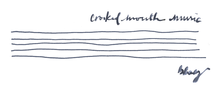 Crooked Mouth Musings