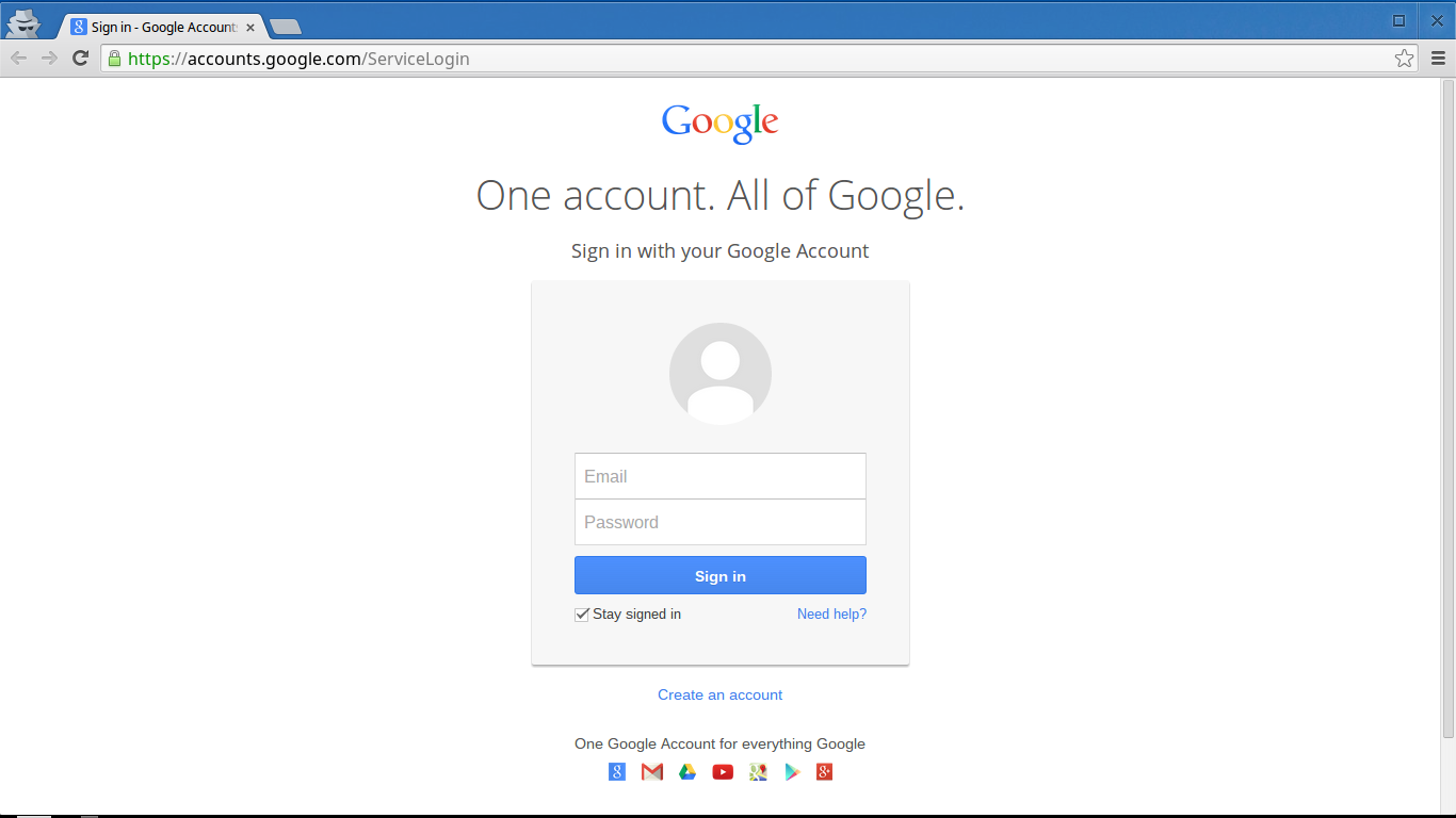 Создать аккаунт - Google Accounts 72