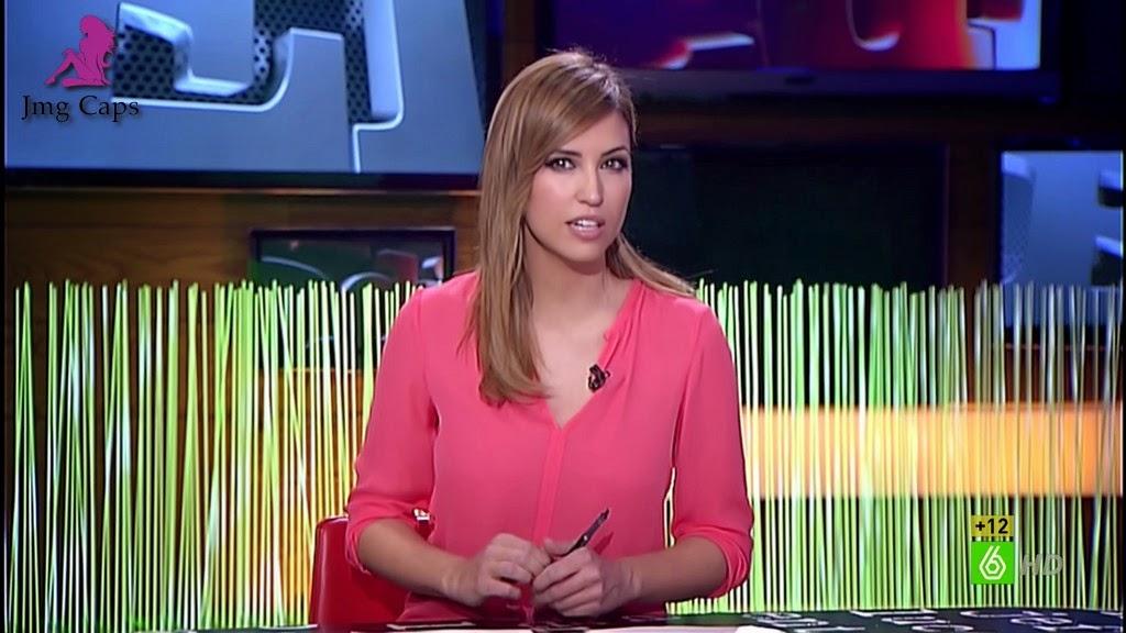 SANDRA SABATES, EL INTERMEDIO (29.01.15)