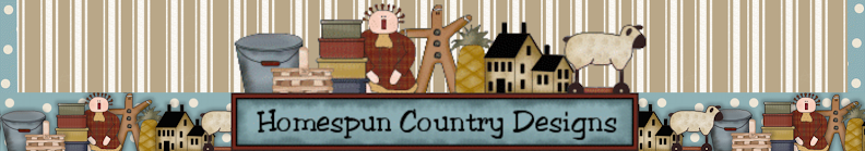 Homespun Country Designs