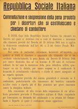 18 FEBBRAIO 1944 IL BANDO GRAZIANI