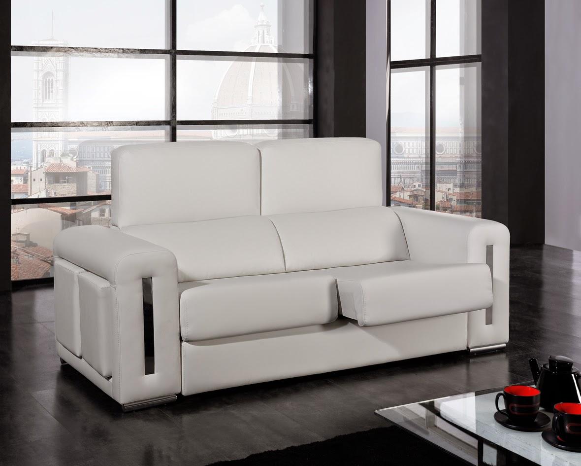 Muebles y tapizados requena sof de piel o de tela - Tipos de piel para sofas ...