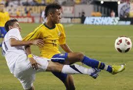 Inghilterra-Brasile-amichevole