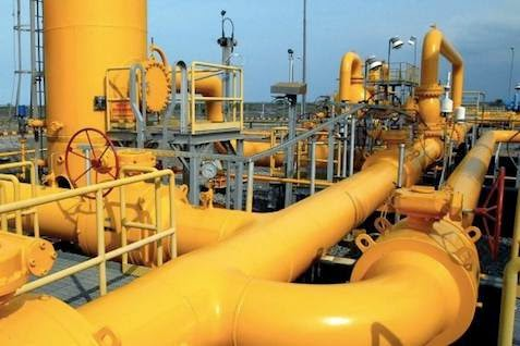 Proyek pipa transmisi gas penghancur warisan leluhur