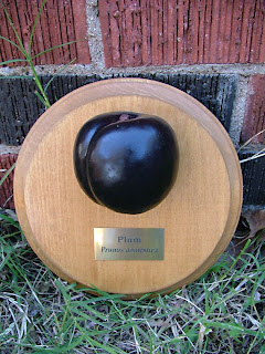 Plum Produce Trophy by Hardboiledmegg on etsy