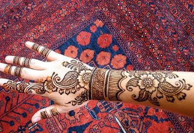 Rajasthani Mehndi Designs Latest Fashion Trends