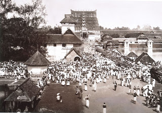 Padmanabhaswamy Temple 1930
