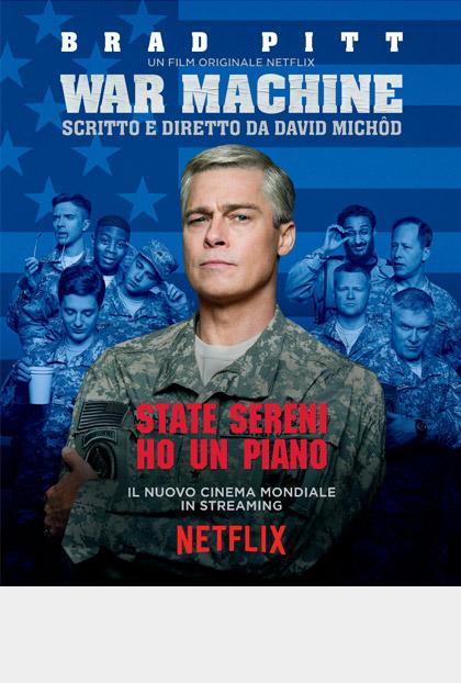 War Machine (2017) ταινιες online seires xrysoi greek subs