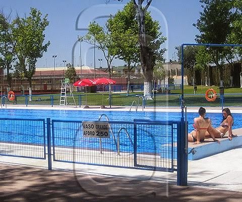 Las piscinas p blicas no est n adaptadas para personas con for Piscina dos hermanas