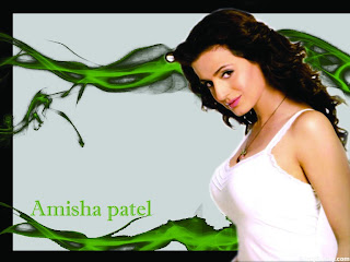 Amisha Patel Spicy wallpapers