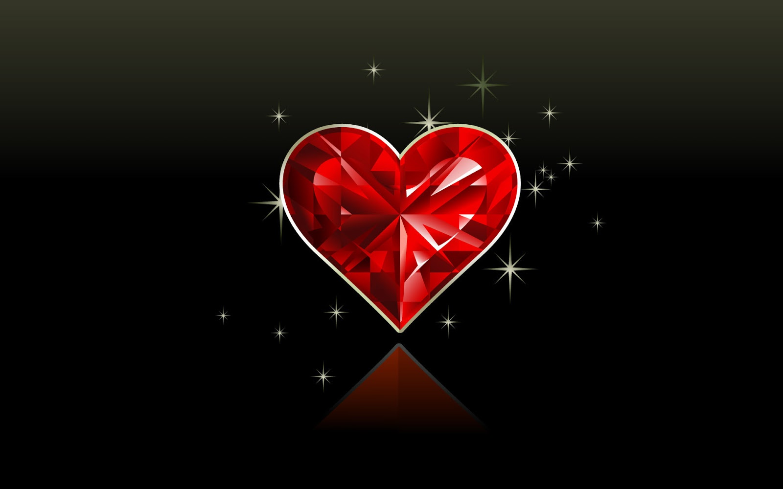 love give heart wallpapers - photo #25