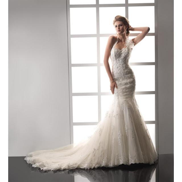Divinos vestidos de novias   Colección tipo Sirena