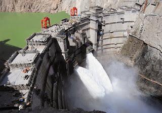 Laxiwa Dam