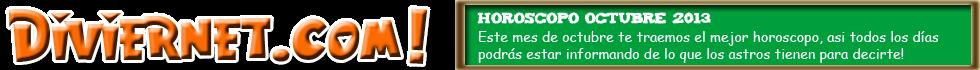 Horoscopo octubre 2013