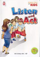 toko buku rahma: buku LISTEN AND ACT, pengarang ule sulistyo, penerbit pt citra aji pratama
