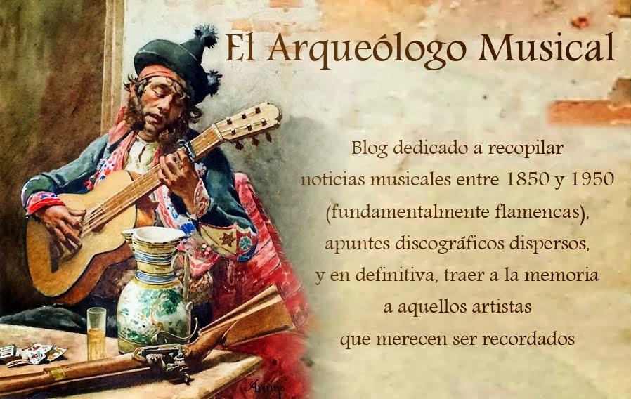 El Arqueólogo Musical