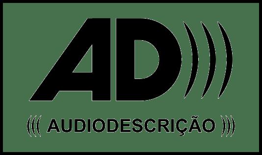 Logotipo: audiodescrição