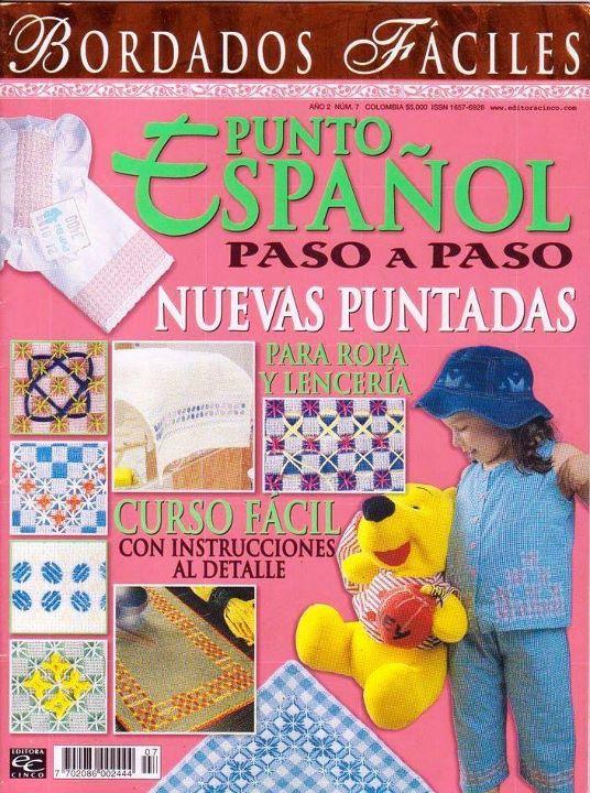 Crochet Magazine En Espanol : Revistas De Crochet En Espanol newhairstylesformen2014.com