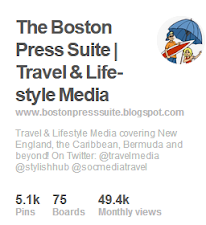 Boston Press Suite on Pinterest