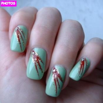Cute Easy Nail Designs Easy Nail Designs