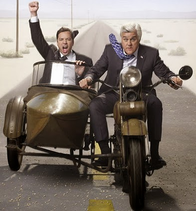 jay leno leaves tonight show