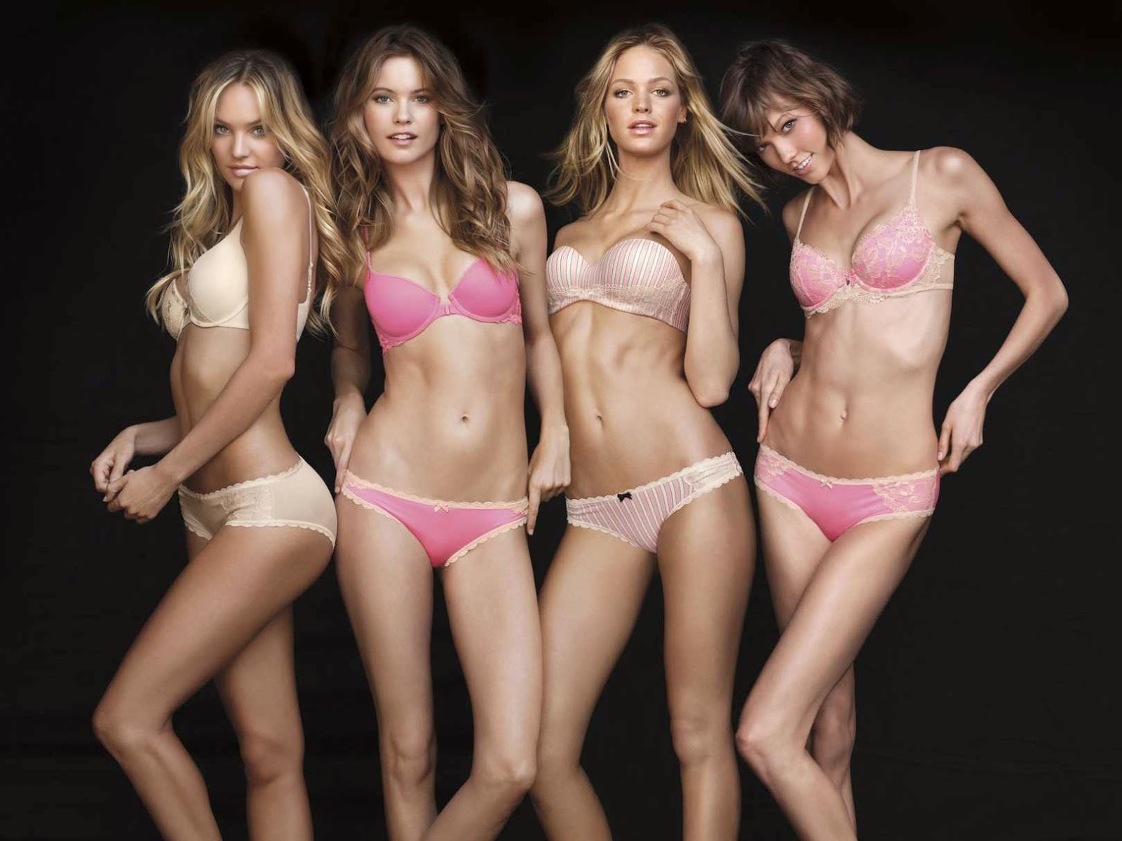 Victoria's Secret is one of the companies with the highest quality assured product quality in this time.