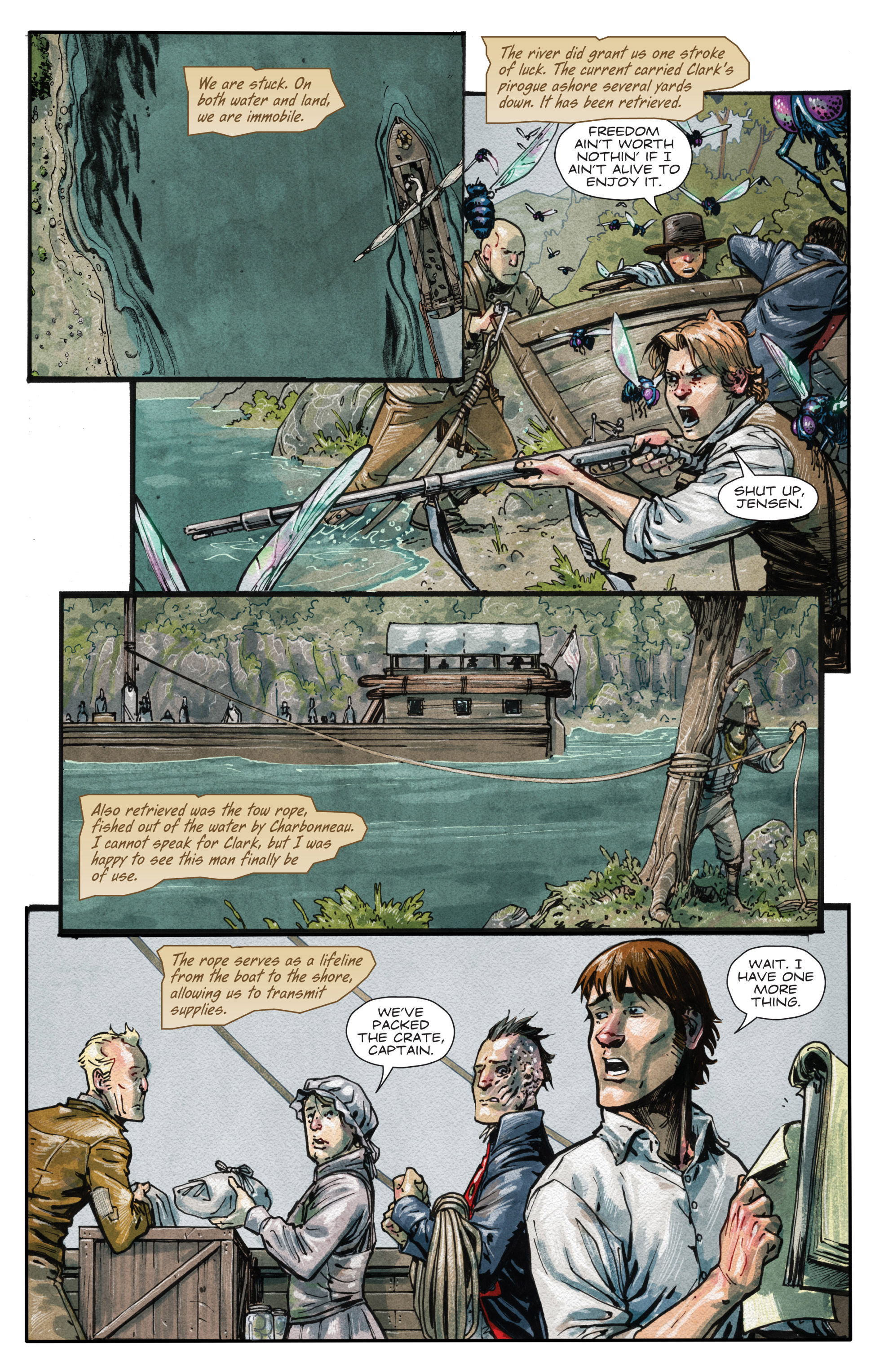 Manifest Destiny #_TPB_2 #42 - English 30
