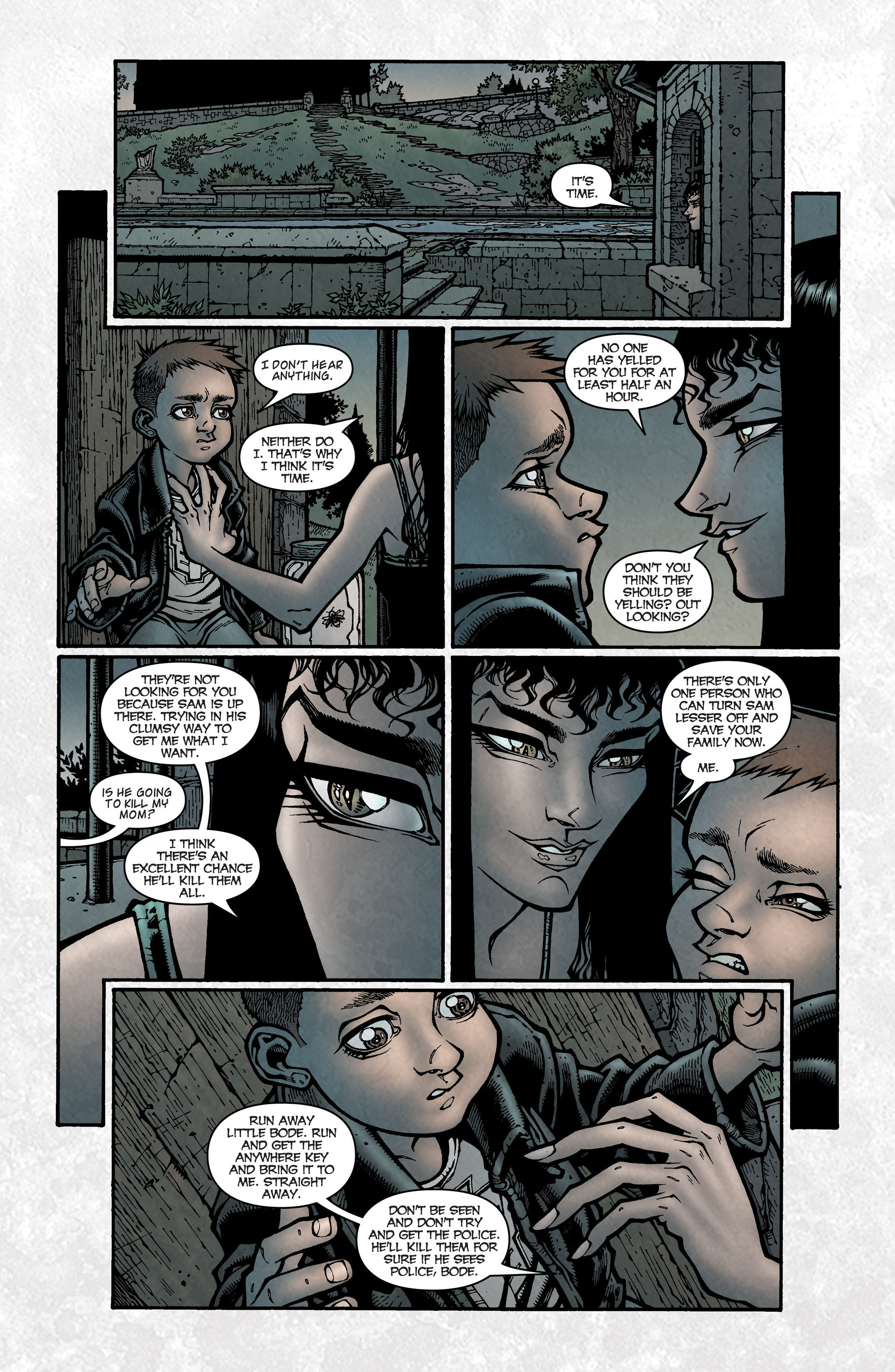 Locke & Key (2008) Issue #5 #5 - English 24