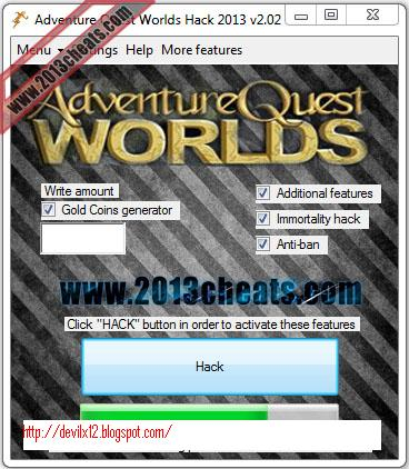 New Adventure Quest Hack: full version free software ...