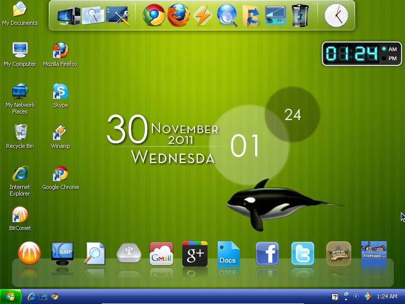 Windows xp sp3 2011