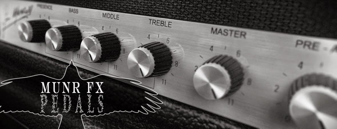 Munr FX pedals | electrónica diy, mods, info blog