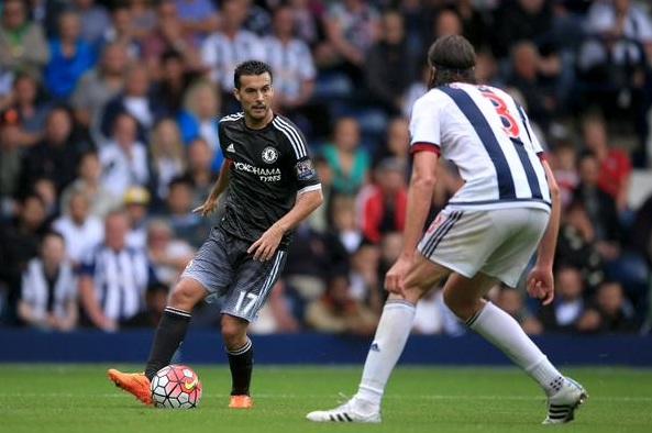 Cuplikan Gol Pedro pada laga West Bromwich 2-3 Chelsea